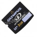 Olympus xD-Picture Card M-XD2GP Карта памяти